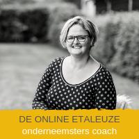 De Online Etaleuze   B2B voor online onderneemsters   De Online Onderneemster