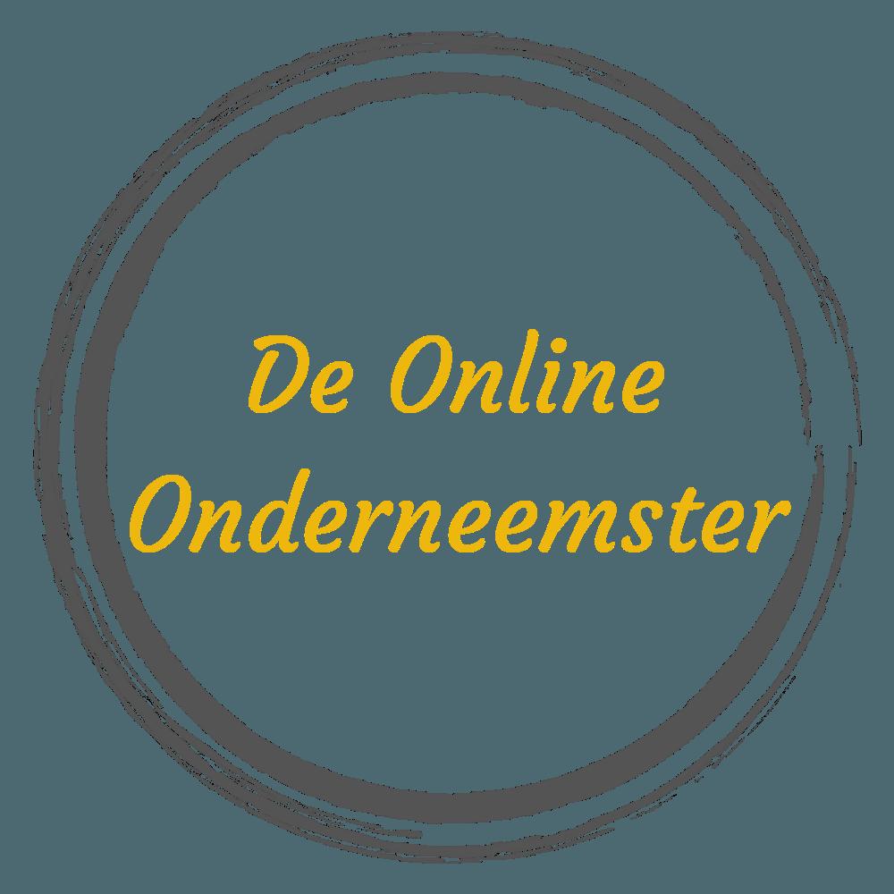 De Online Onderneemster