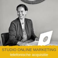 Studio Online Marketing   Acquisitie   B2B voor online onderneemsters   De Online Onderneemster