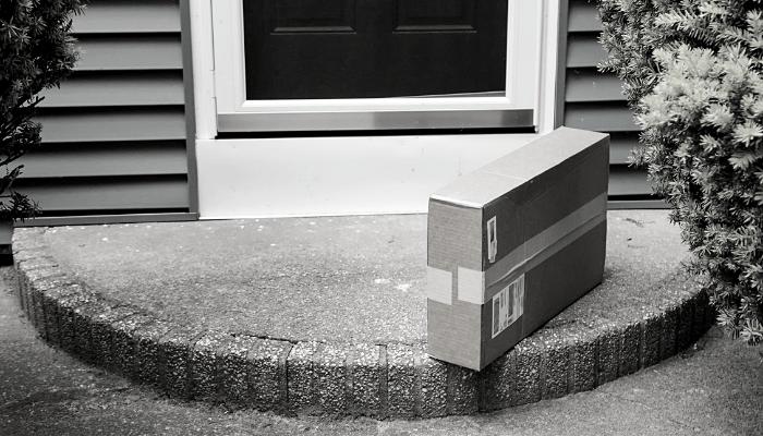 Je pakketten verzenden