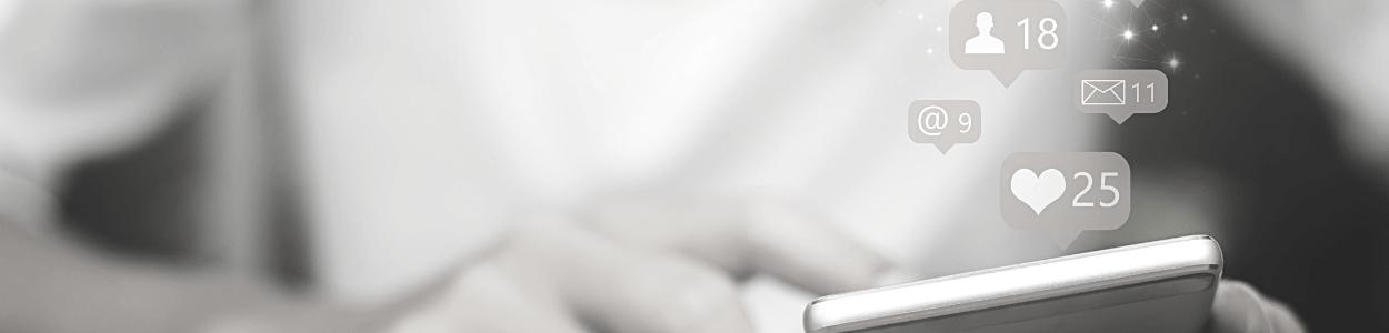 Jouw ideale sociale media mix | Handige tips en informatie voor de online onderneemster (in spé) | De Online Onderneemster