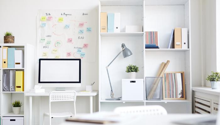 7 tips voor een perfecte werkplek
